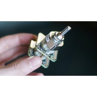 Elma High-End Audio Rotary switch A47 Non-Preassembled THT Version 2 Wafers