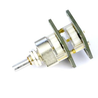 Elma High-End Audio Rotary switch A47 Non-Preassembled THT Version 3 Wafers
