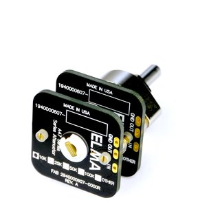 Elma High-End Audio Rotary switch A47 10k 8