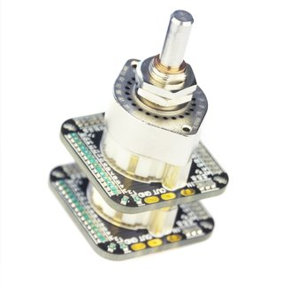 Elma High-End Audio Rotary switch A47 100k 7