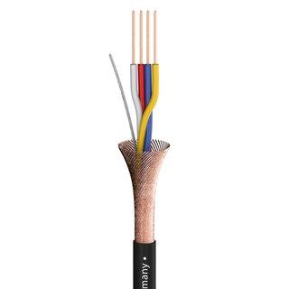 Sommer Cable 200-0241AQ Mikrofonkabel SC-AQUA MARINEX MIKRO 25  Meterware Audio