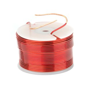 Mundorf MCoil BL Air-Core Coil · Copper Wire 0,71mm baken lack 0,33 mH ±5%, 0,47RDC Ohm