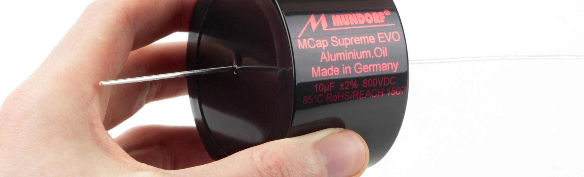 Mundorf MCap Supreme EVO Oil